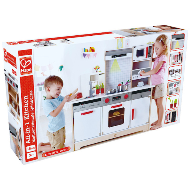 Hape All-in-One Kitchen image 8