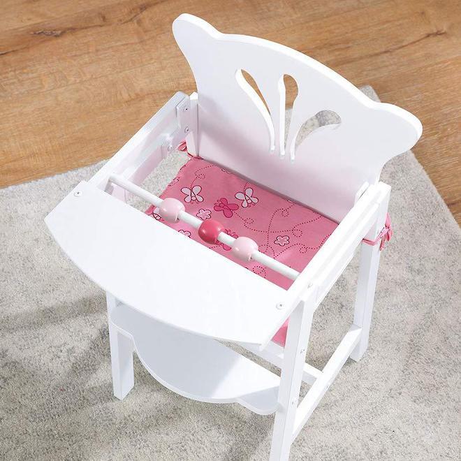 Kidkraft Lil Doll High Chair image 3