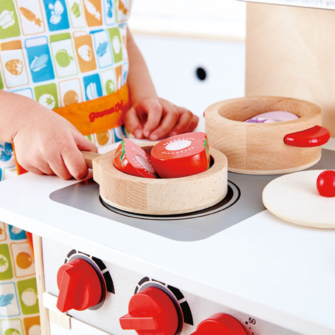 Hape Cook & Serve Set image 1