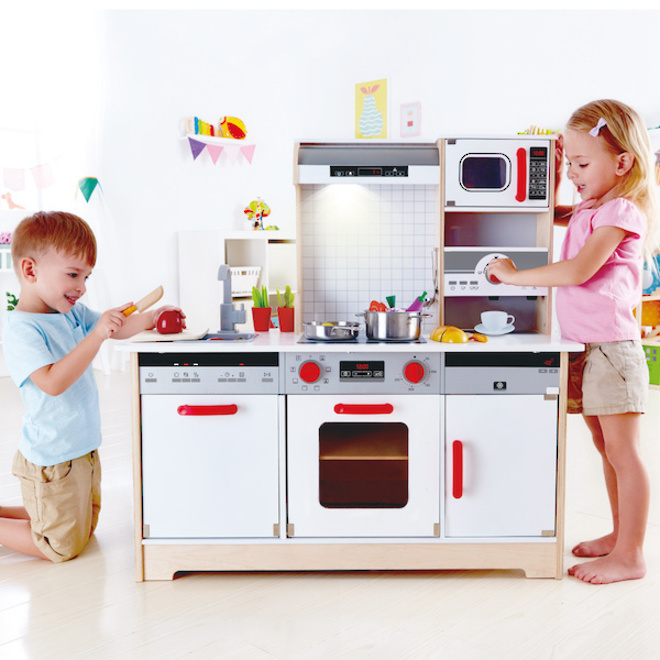 Hape All-in-One Kitchen image 1