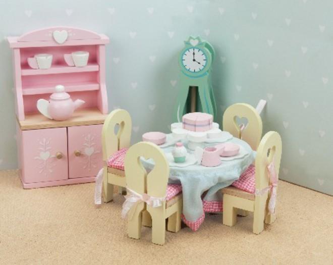 Le Toy Van DaisyLane Drawing Room Furniture Set image 0
