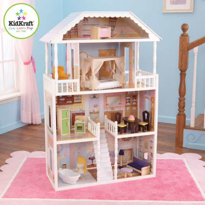 Kidkraft Savannah Dollhouse - In storage until Level 4 is lifted - Pre-Orders accepted now image 9