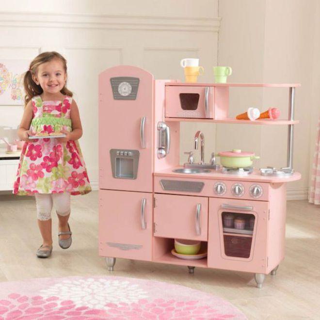 Kidkraft Pink Vintage Kitchen image 0