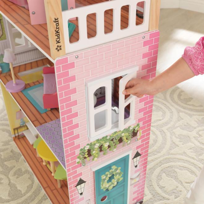 KidKraft Poppy Dollhouse image 2