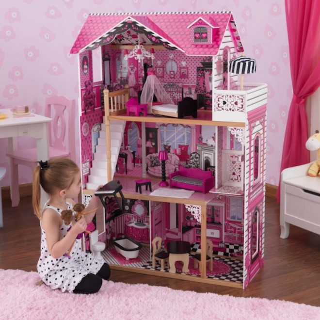 KidKraft Amelia Dollhouse - In storage until Level 4 is lifted - Pre-Orders accepted now image 1