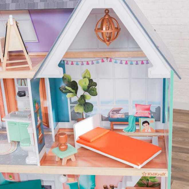KidKraft Dahlia Mansion Dollhouse - Arriving back April 27th - Pre-Orders accepted now image 3