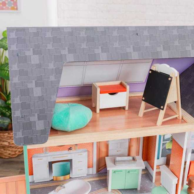 KidKraft Dahlia Mansion Dollhouse - Arriving back April 27th - Pre-Orders accepted now image 2