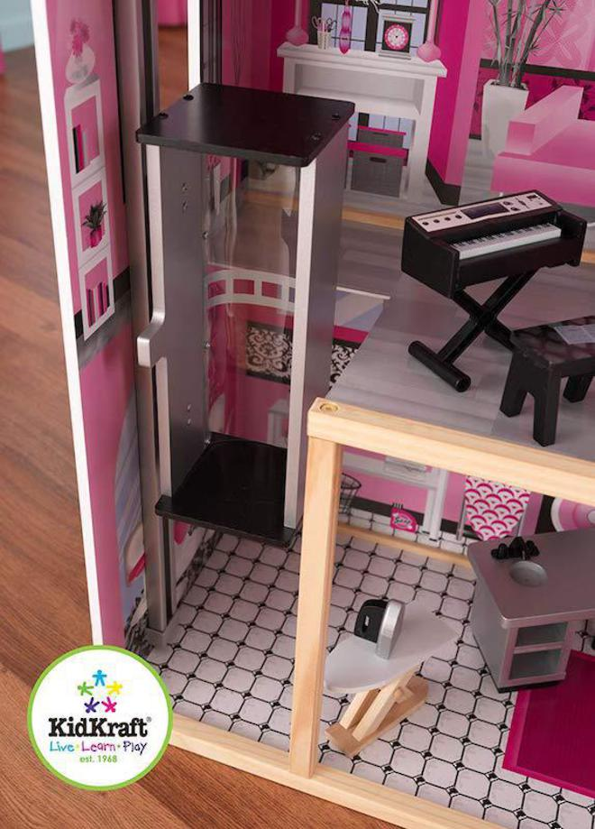 KidKraft Sparkle Mansion Dollhouse - In storage until Level 4 is lifted - Pre-Orders accepted now image 3