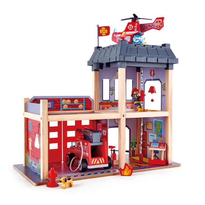 Hape City Fire Station image 0