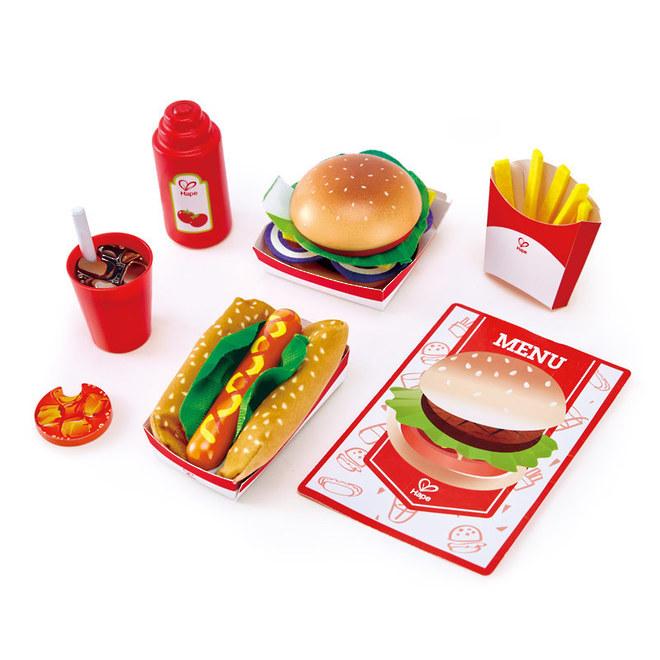 Hape Fast Food Set image 0