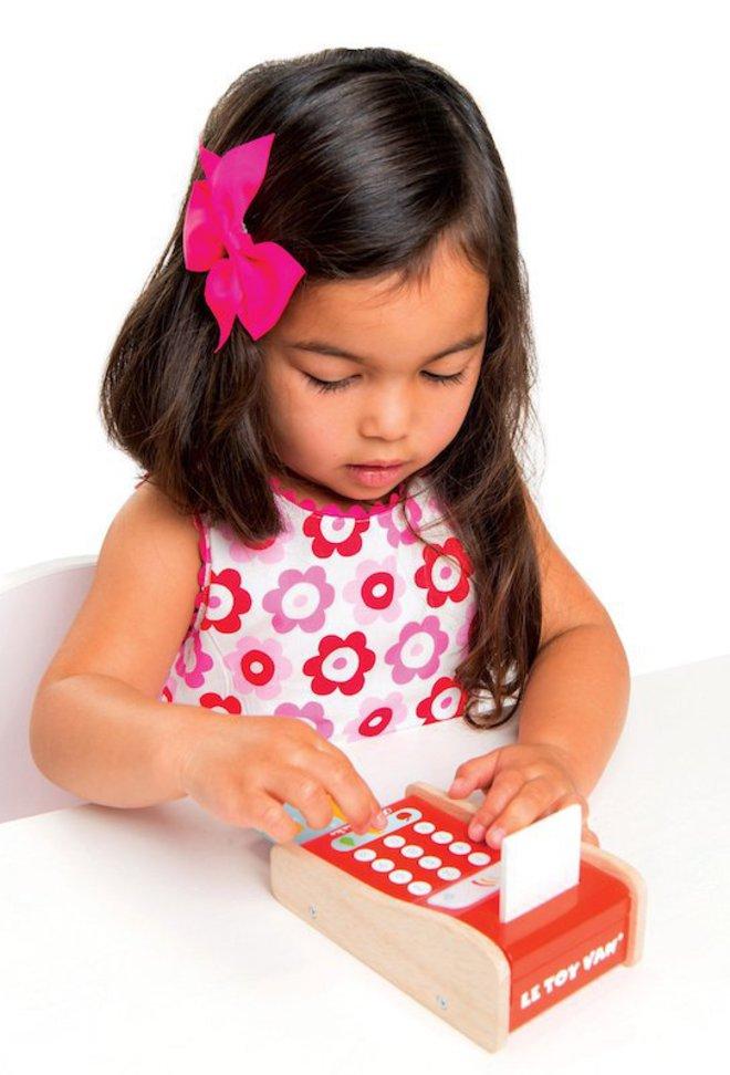 Le Toy Van Card Machine image 4