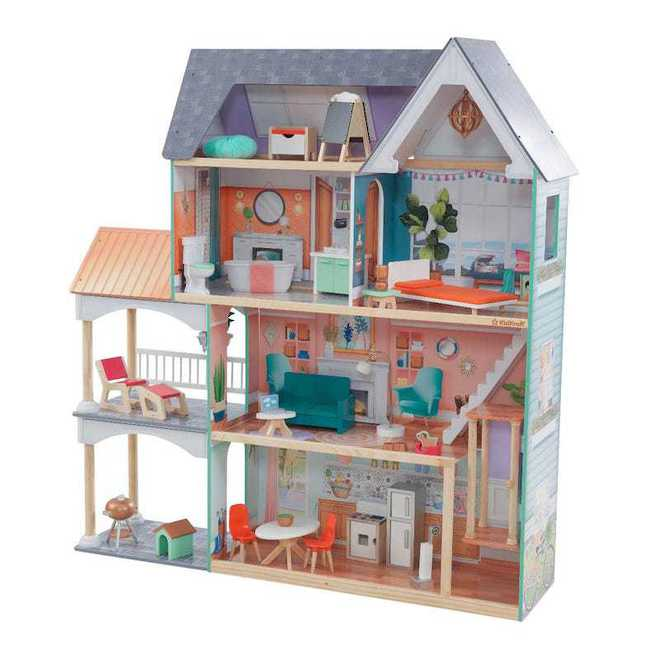 KidKraft Dahlia Mansion Dollhouse - Arriving back April 27th - Pre-Orders accepted now image 1