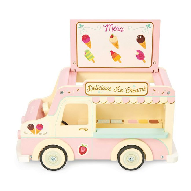 Le Toy Van Ice Cream Van image 0