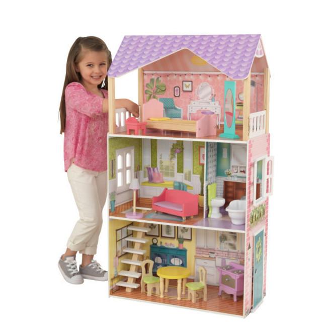 KidKraft Poppy Dollhouse image 0