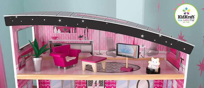KidKraft Sparkle Mansion Dollhouse - Arriving April 27th - Pre-Orders accepted now image 10