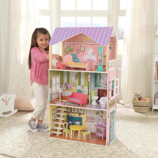 KidKraft Poppy Dollhouse image 7