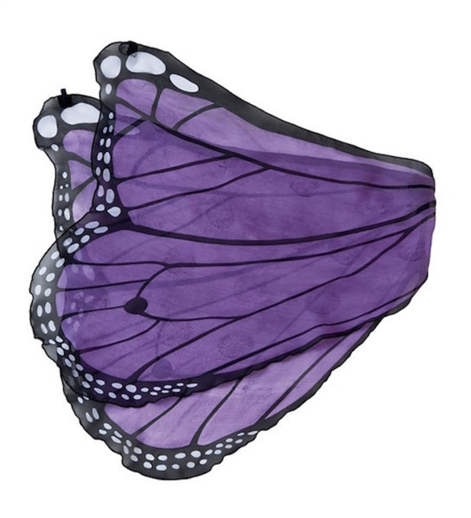 Butterfly Wings purple image 1