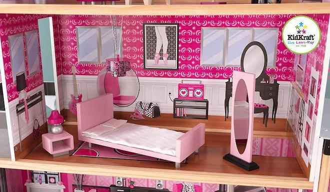 KidKraft Sparkle Mansion Dollhouse - In storage until Level 4 is lifted - Pre-Orders accepted now image 9