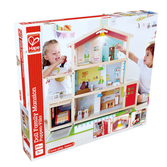 Hape Doll Family Mansion image 6