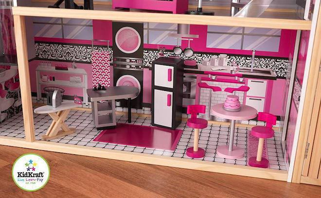 KidKraft Sparkle Mansion Dollhouse - Arriving April 27th - Pre-Orders accepted now image 7
