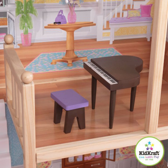 KidKraft Majestic Mansion Dollhouse - In storage until Level 4 is lifted - Pre-Orders accepted now image 9