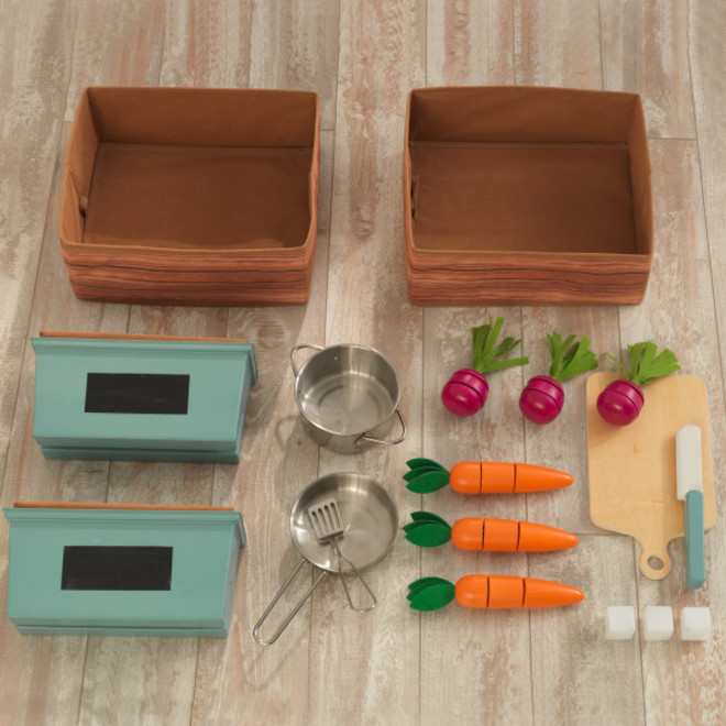 KidKraft Farm to Table Play Kitchen image 1