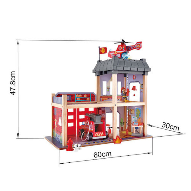 Hape City Fire Station image 3
