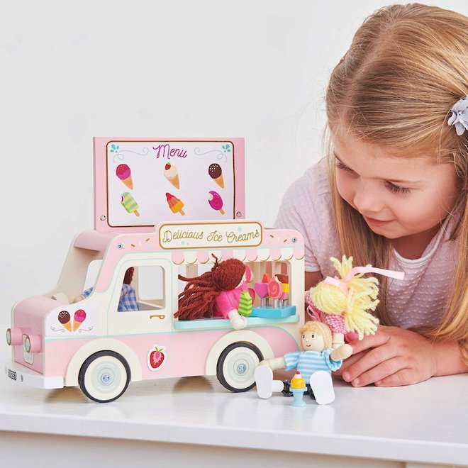 Le Toy Van Ice Cream Van image 6