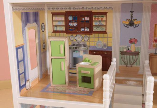 Kidkraft Savannah Dollhouse - In storage until Level 4 is lifted - Pre-Orders accepted now image 3
