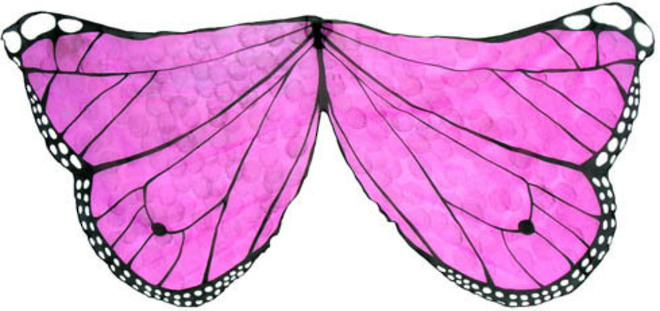 Butterfly Wings pink image 0
