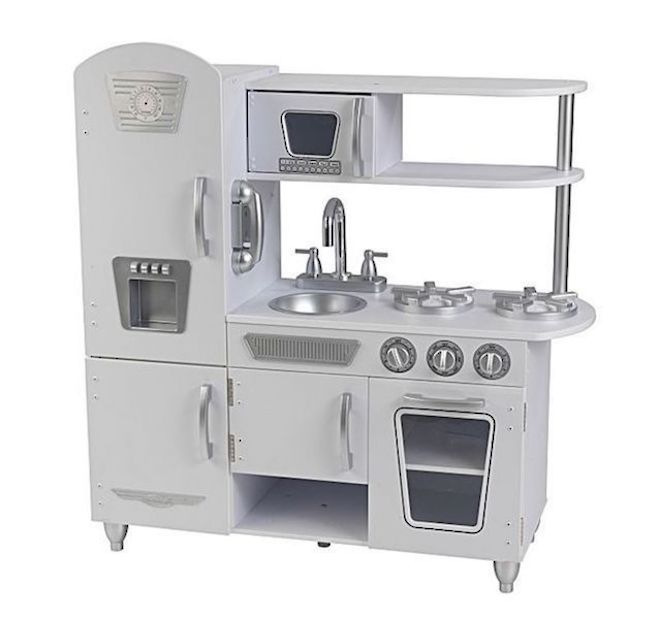 Kidkraft White Vintage Kitchen - In storage until Level 4 is lifted - Pre-orders accepted now image 1