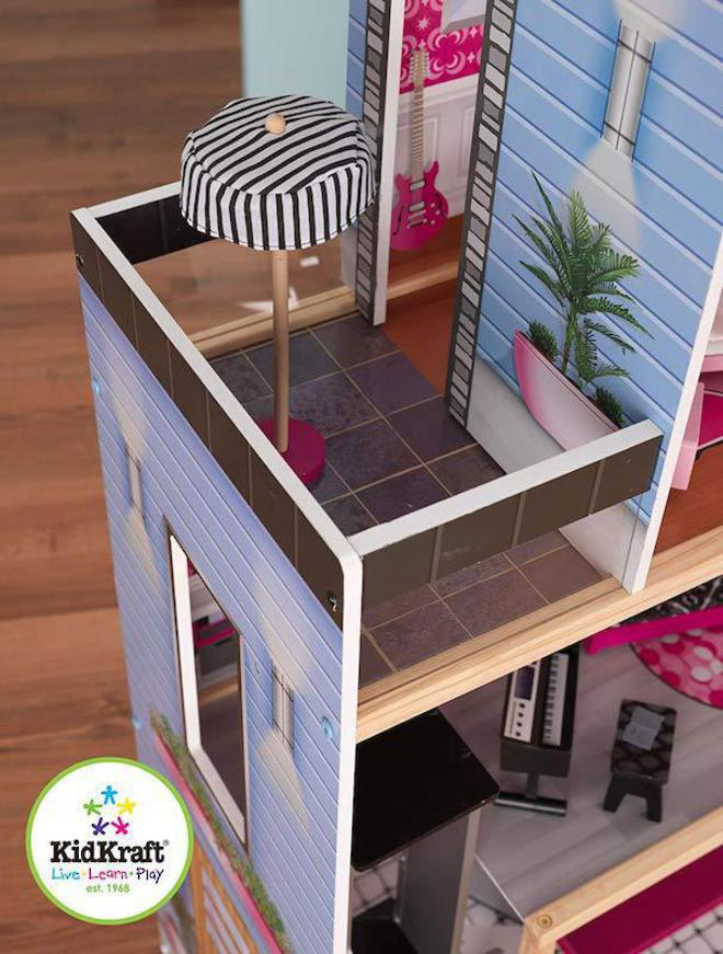 KidKraft Sparkle Mansion Dollhouse - Arriving April 27th - Pre-Orders accepted now image 2