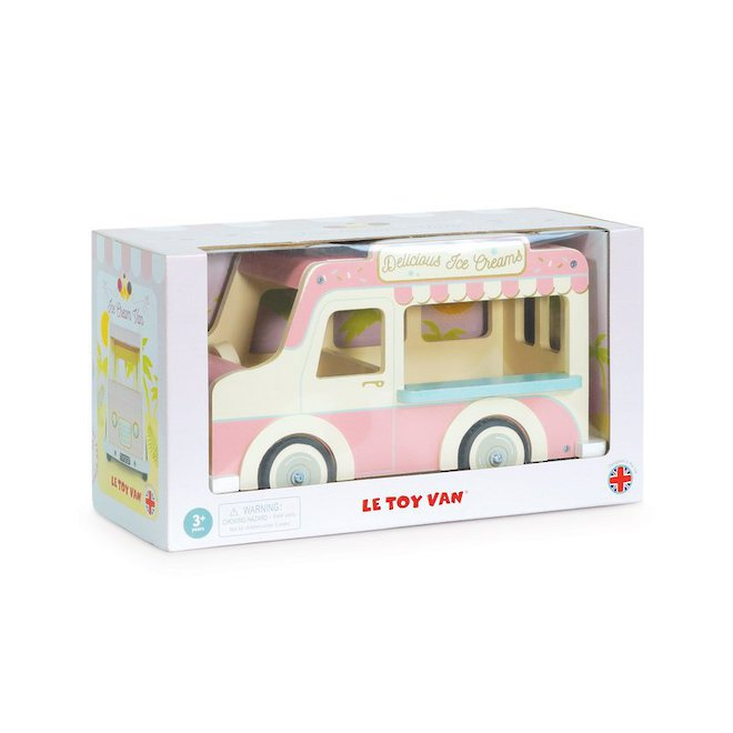 Le Toy Van Ice Cream Van image 3