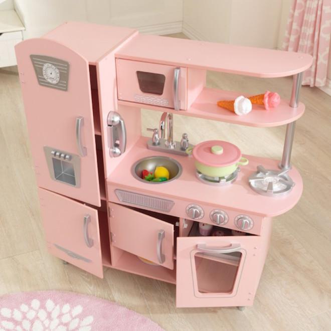 Kidkraft Pink Vintage Kitchen image 1