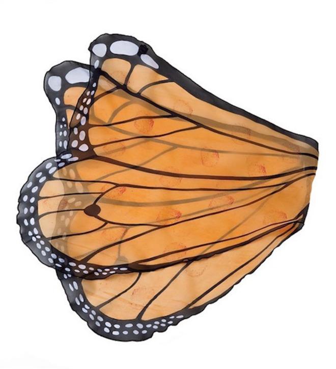 Butterfly Wings orange image 2