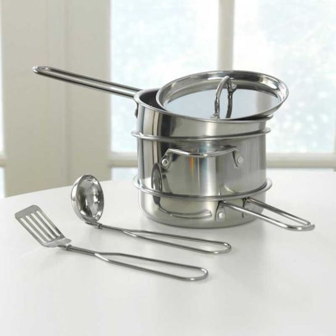 KidKraft Deluxe Cookware set - In storage until Level 4 is lifted - Pre-Orders accepted now image 2