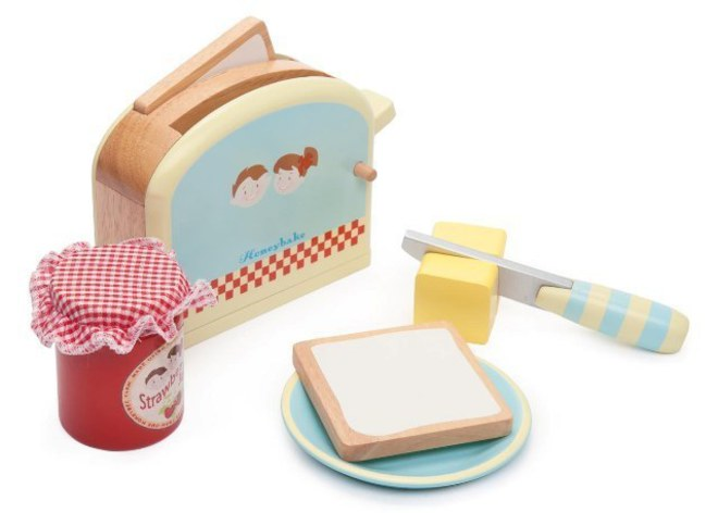Le Toy Van Honeybake Toaster set image 0