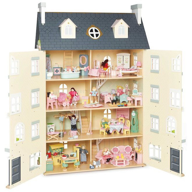 Le Toy Van Palace Doll House image 8