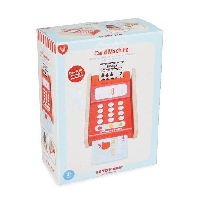 Le Toy Van Card Machine image 2