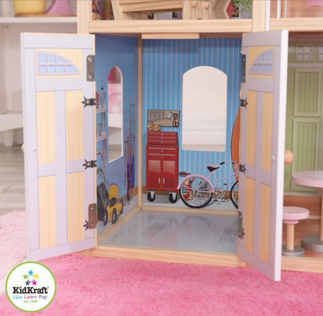 KidKraft Majestic Mansion Dollhouse - In storage until Level 4 is lifted - Pre-Orders accepted now image 10