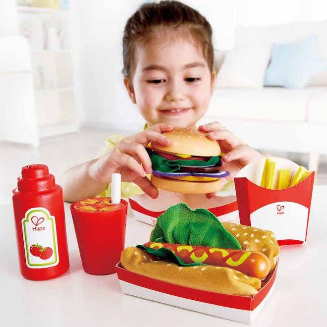 Hape Fast Food Set image 1
