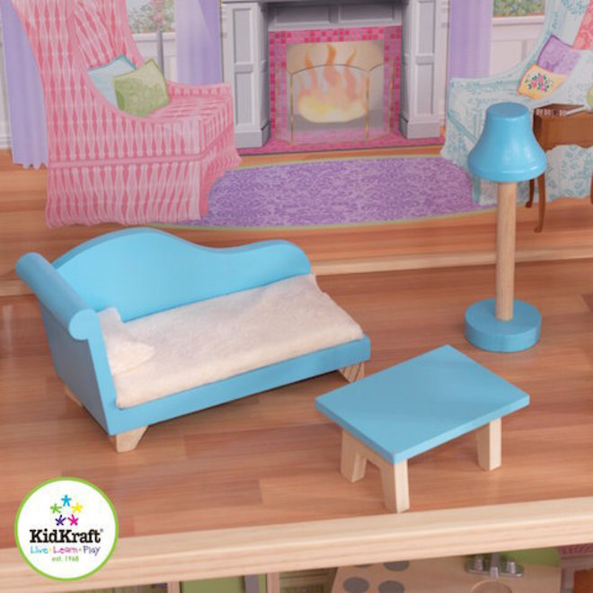 KidKraft Majestic Mansion Dollhouse - In storage until Level 4 is lifted - Pre-Orders accepted now image 5