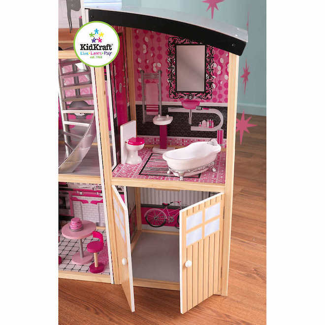KidKraft Sparkle Mansion Dollhouse - In storage until Level 4 is lifted - Pre-Orders accepted now image 5
