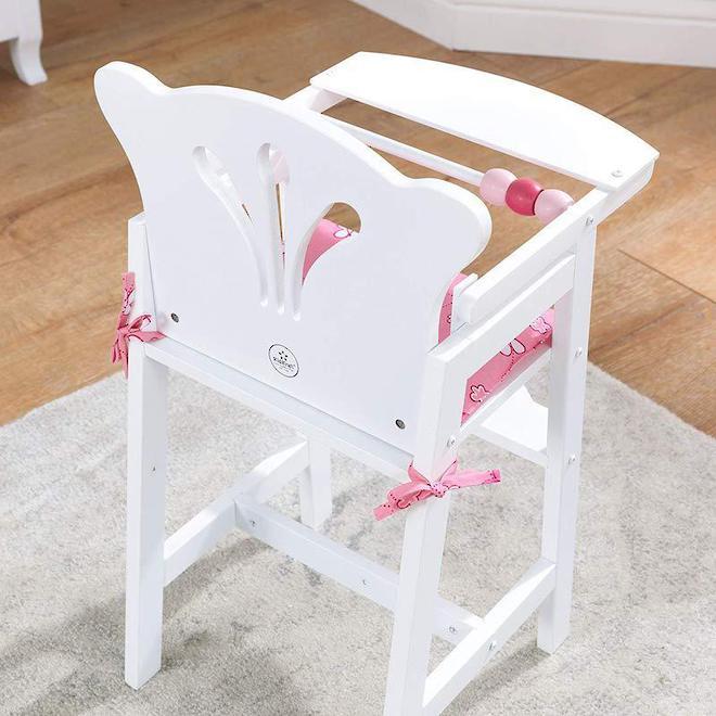 Kidkraft Lil Doll High Chair image 4
