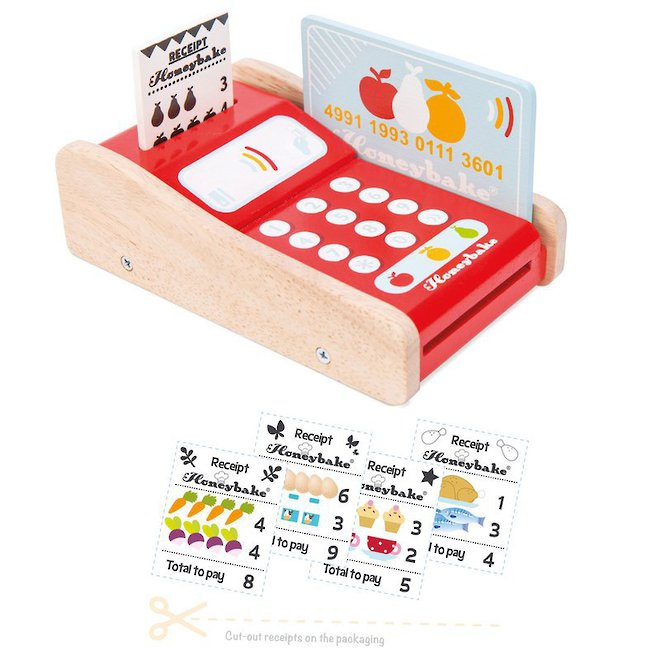 Le Toy Van Card Machine image 1
