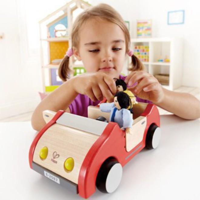 Hape Family Car image 1