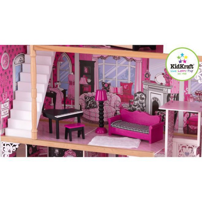KidKraft Amelia Dollhouse - In storage until Level 4 is lifted - Pre-Orders accepted now image 4