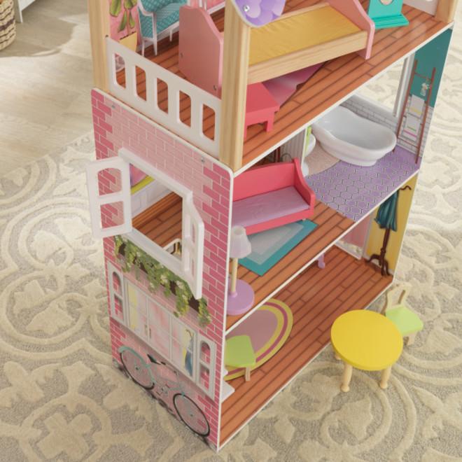 KidKraft Poppy Dollhouse image 6
