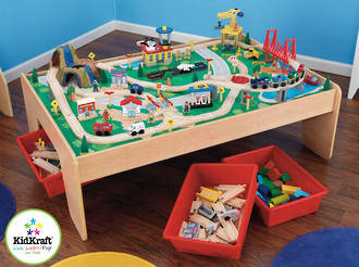 Kidkraft Waterfall Mountain Train set & Table - Final one for 2019