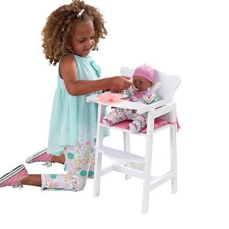 Kidkraft Lil Doll High Chair